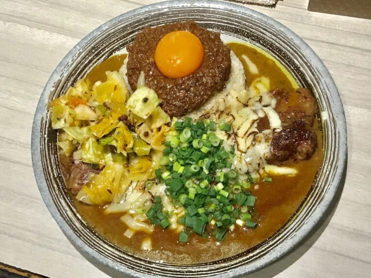 吉田カレー 注文の多いキーマカレー店(荻窪)