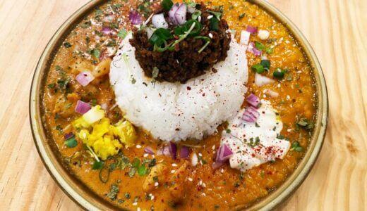 3種盛り合わせカレー|curry spice hanako(祐天寺)