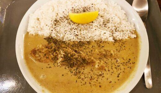 スパイシーチキンカレー|almond hostel & cafe カフェラウンジ(代々木八幡)