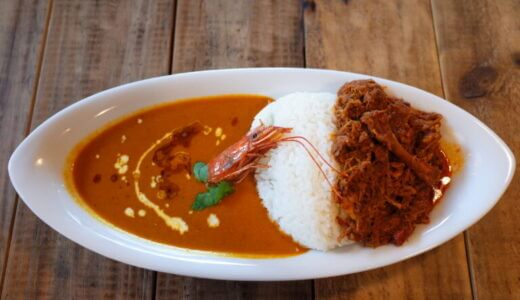パキスタンとプラウンマサラ|CurryHouse 咖喱座(三軒茶屋)
